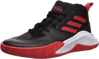 adidas Unisex-Child Ownthegame Wide Basketball Shoe