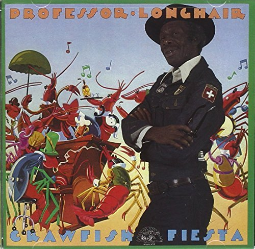 Price comparison product image Crawfish Fiesta by PROFESSOR LONGHAIR (1990-10-25)