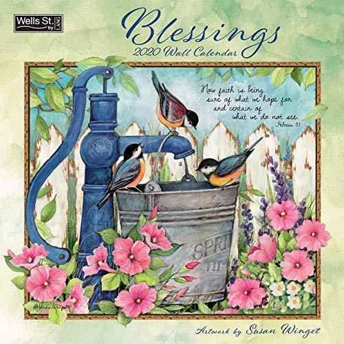 Blessings 2020 Calendar