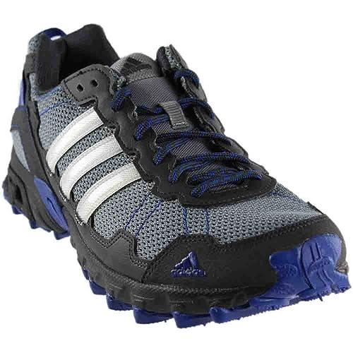 Da amazon Rockadia shoes Trail corsa M Adidas neri 4TcqRRn