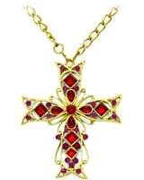 Forum Novelties 58545F Gothic Cross Necklace