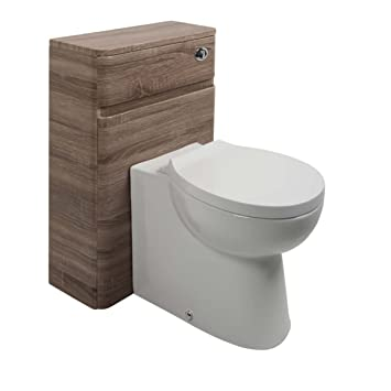 Wc schrank  Amazon.de: Badezimmer Möbel Spülkasten Verkleidung Schrank+ ...