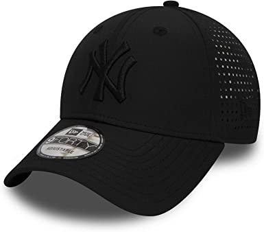 A NEW ERA Era Feather Perf 9forty Neyyan Gorra, Hombre, Black ...