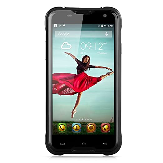 31 opinioni per Blackview BV5000 Android 5.1 MT6735P Quad Cores 1.0GHz 5.0'' Multi-touch screen