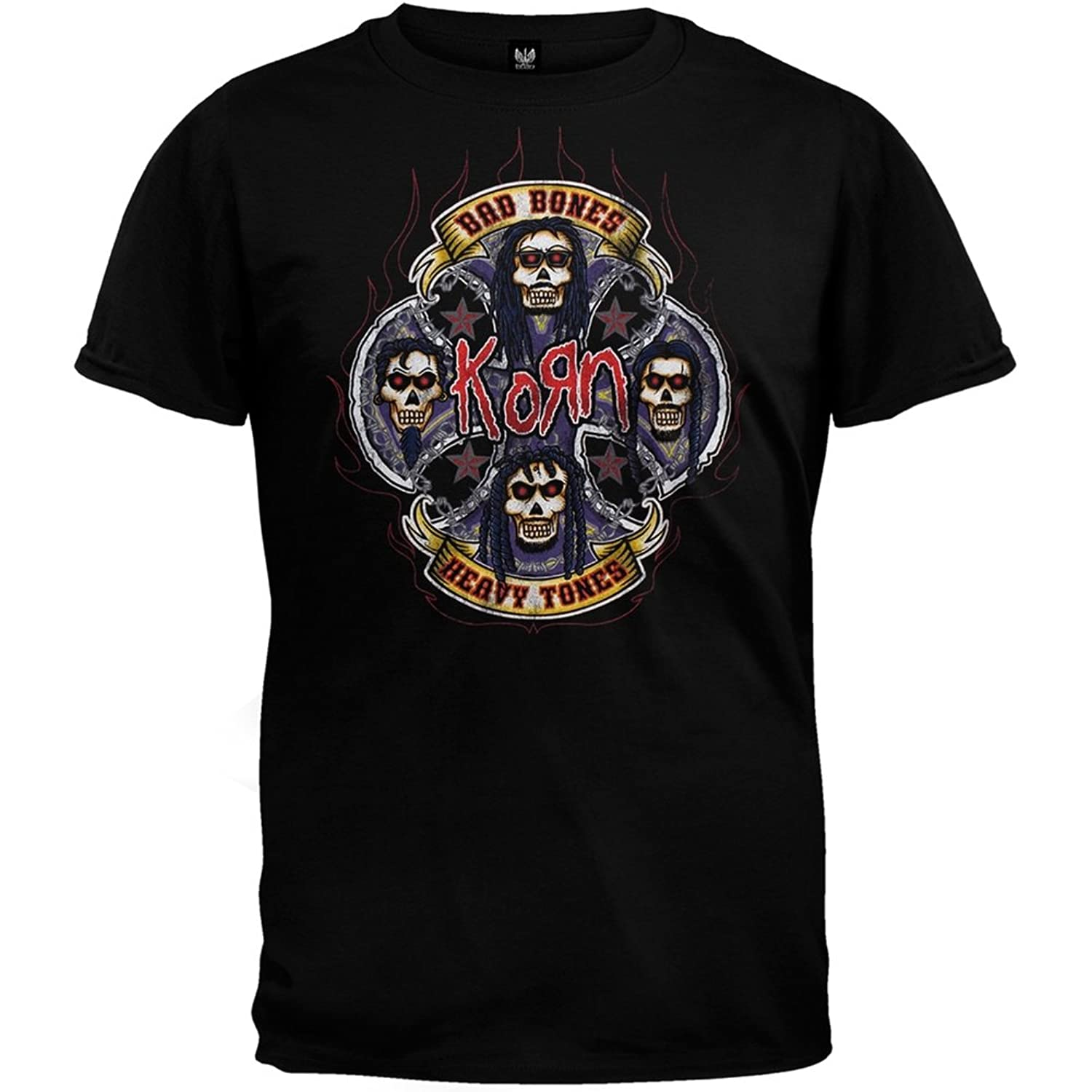 Korn - Bad Bones 06 Tour T-Shirt