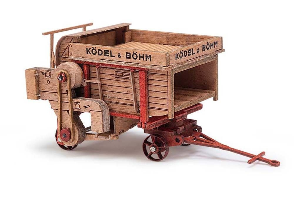Busch 59905 Kodel & Bohm Thresher HO Scale Model Vehicle