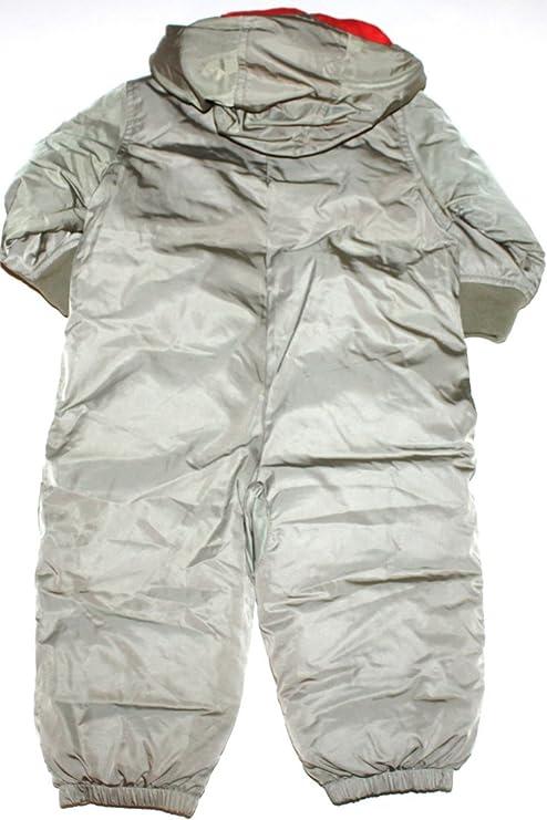 a8de5944d63f Baby Gap Olive Green Orange Flight Suit One Piece Outerwear Boy