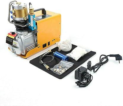 30mpa 1800w Hochdruck Kompressor Scuba Luft Pumpe 220v Hochdruckluftpumpe Luftkompressor 4500psi Elektrische Pcp Kompressoren Kompressorpumpe Baumarkt