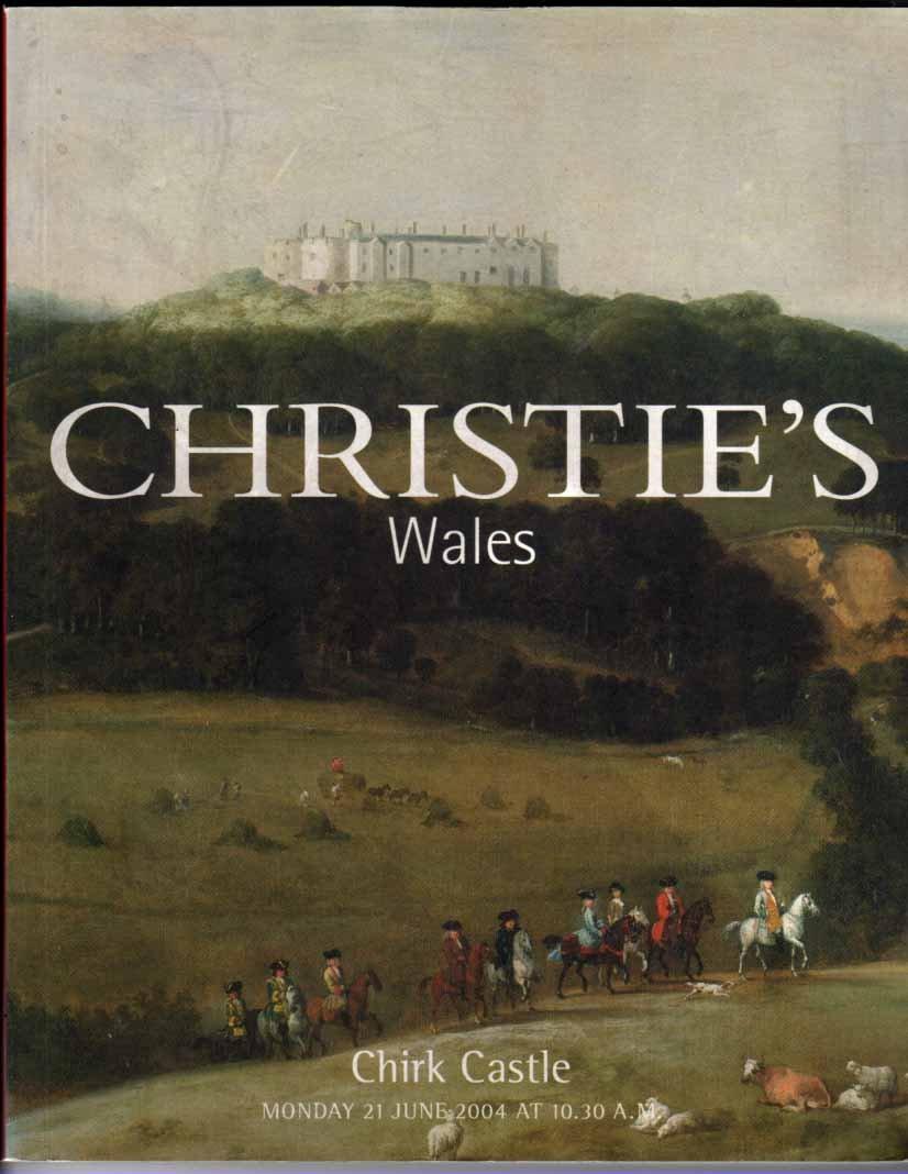 Christie's Wales, Chirk Castle, 21 June 2004: Amazon co uk