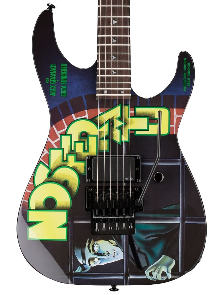 ESP LTD KH Nosferatu Limited Edition · Guitarra eléctrica: Amazon.es: Instrumentos musicales