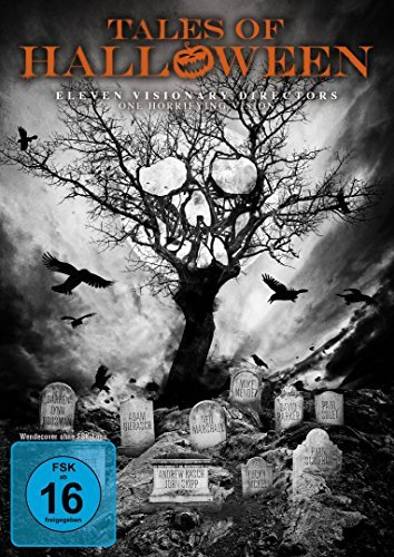Tales of Halloween (2015) [ NON-USA FORMAT, PAL, Reg.2 Import - Germany ] by Adrienne Barbeau