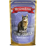 The Missing Link The Original Ultimate Feline Formula for Cats with Balanced Omega 3 and 6-6 Ounce