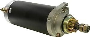 DB Electrical SAB0070 New Starter For Mercury Mariner Outboard Marine 65 80 90 115 140 150 175 Hp, 5057465, 5057465A1, 5057867, 5058330, 5072467 5377 1065221-M030SM 1147840-M030SM SM10652 SM11478