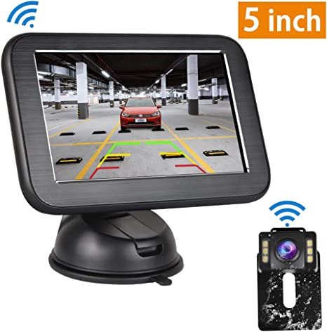 Directtyteam Reversing Camera And Monitor Set Wireless Elektronik