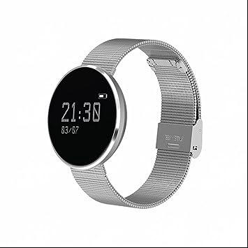 Relojes Deportivo Smart Bracelet Relojes Inteligente,Alarma sedentaria,contador de calorías,Actividad Tracker