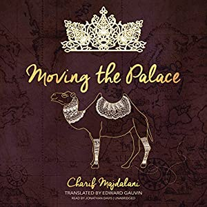 Moving the Palace Audiobook