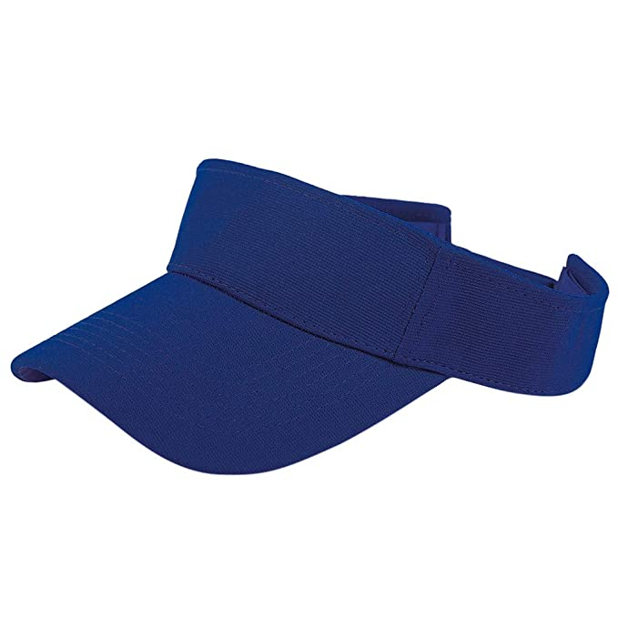Damen Sonnenschild Schildmütze Schirmmütze Kappe Sonnenschutz Sonnenhut blau