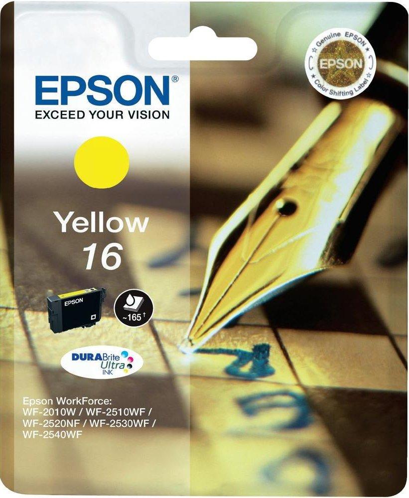 Epson C13T16364012 Original Tintenpatronen 4er Pack