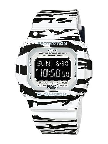 Casio G-Shock DWD5600BW-7 - Reloj Digital de Resina para Hombre, diseño