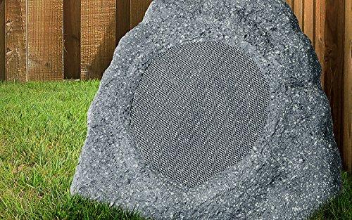 Ion Audio Sound Stone - Single Wireless Water-resistant Rock - Rocks Kramer