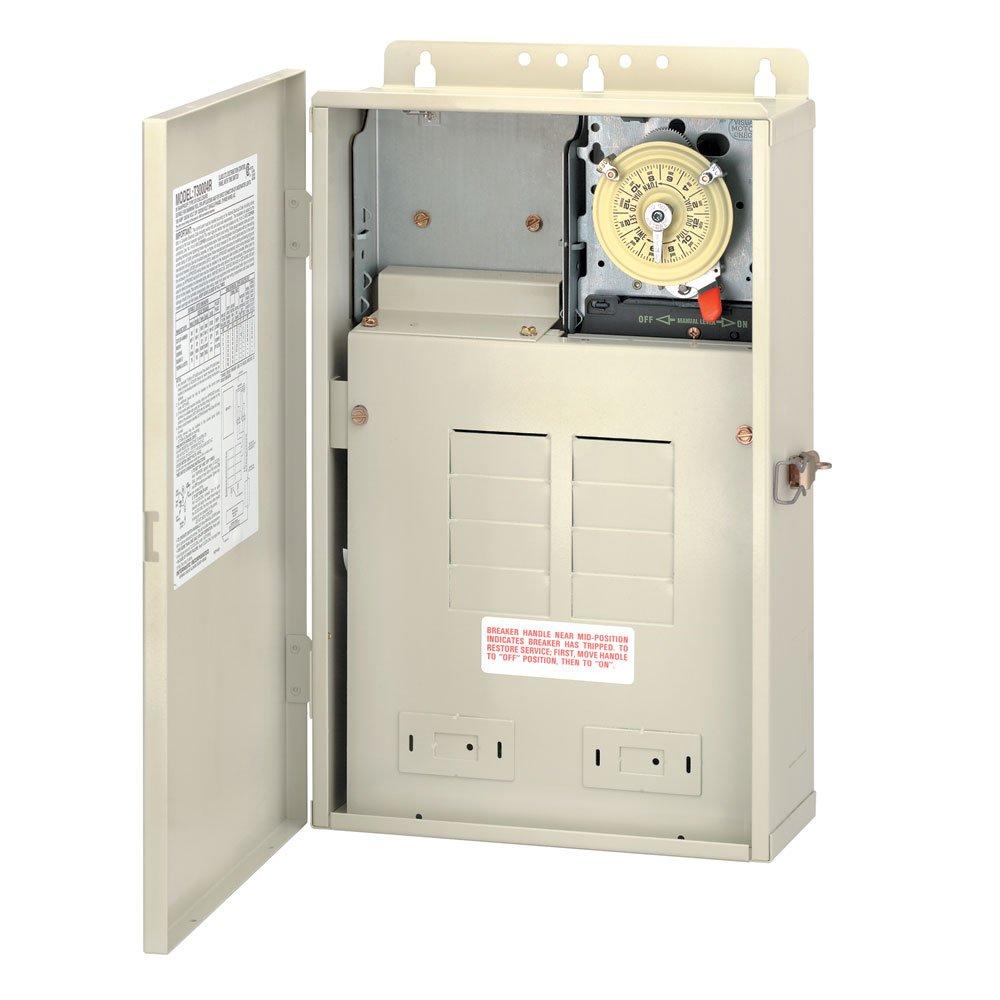 Intermatic T30004R Pool/Spa Control Panel 1 T104M DPST