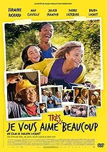 Je vous aime très beaucoup [Francia] [DVD]
