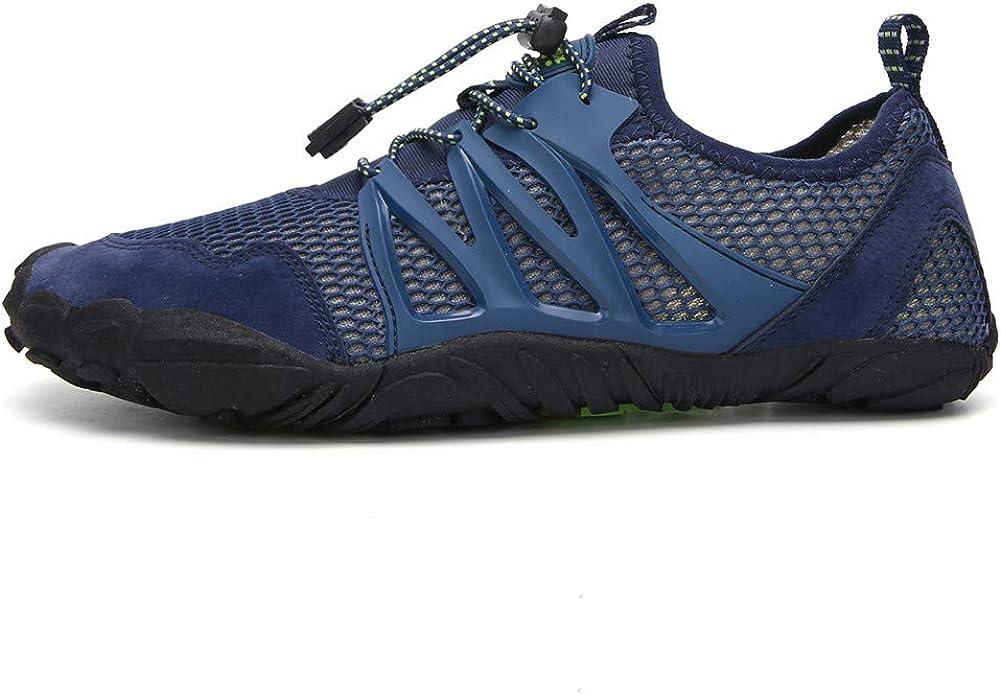 Torisky Zapatos de Agua Hombre Mujer Zapatillas acuáticas Escarpines de Buceo Snorkel Surf Unisex Playa Yoga Piscina Senderismo Escalada: Amazon.es: Zapatos y complementos