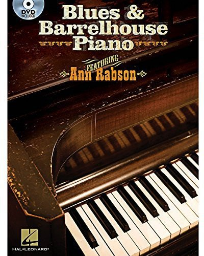 (Blues and Barrelhouse Piano)
