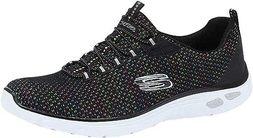 Skechers Damen Empire D'lux Sneaker: : Schuhe