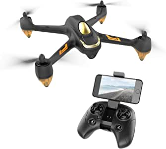 HUBSAN H501M Hubsan Drone with 1080p Camera Live Video-Altitude Hold GPS Waypoints 20-Min.Long Flight Time Wi-Fi FPV Drone for Beginners RC Camera Drones for Kids and Adults WIFI FPV Brushless Drone with GPS Waypoints Follow Me Mode RC Quadcopter RTF with Remote