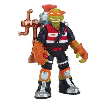 Tortugas Ninja - Figura de acción: Amazon.es: Juguetes y juegos