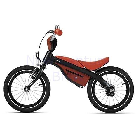 Bmw Bicycle >> Amazon Com Bmw Genuine Kid Bike Black Orange Automotive