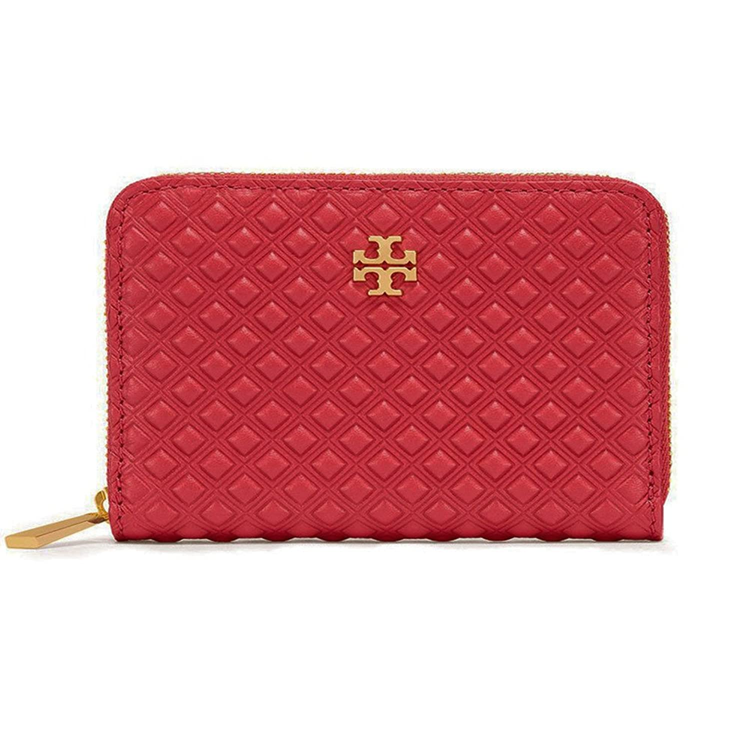 NWT Tory Burch Marion Embossed Zip Coin case and purse Style 31505 ...