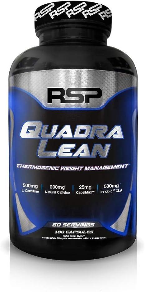 RSP Nutrition Quadralean Dr Diet Program Review - Sf