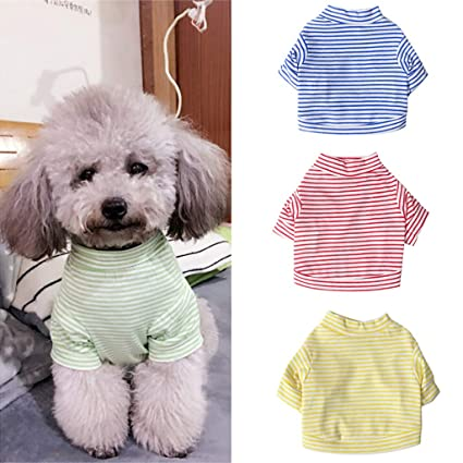 Nice Fashion Dog Pet Puppy Mesh Sleeveless Clothes Vest Apparel Breathable Gift Dog Clothes Choice Materials Dog Clothing & Shoes