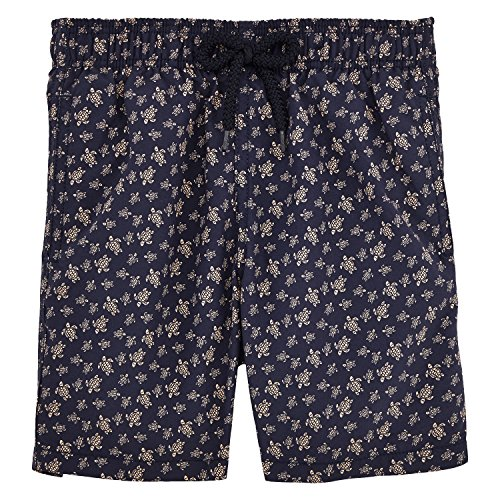 Vilebrequin Micro Ronde Des Tortues Swim Shorts - Boys - Navy - 4Yrs by Vilebrequin