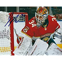 Signed Reimer Picture - 8x10 - Autographed NHL Photos
