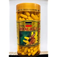 Vien SUA ONG Chua Costar Royal Jelly Soft Gel Capsules 1450mg (365 viên) - Made in Australia