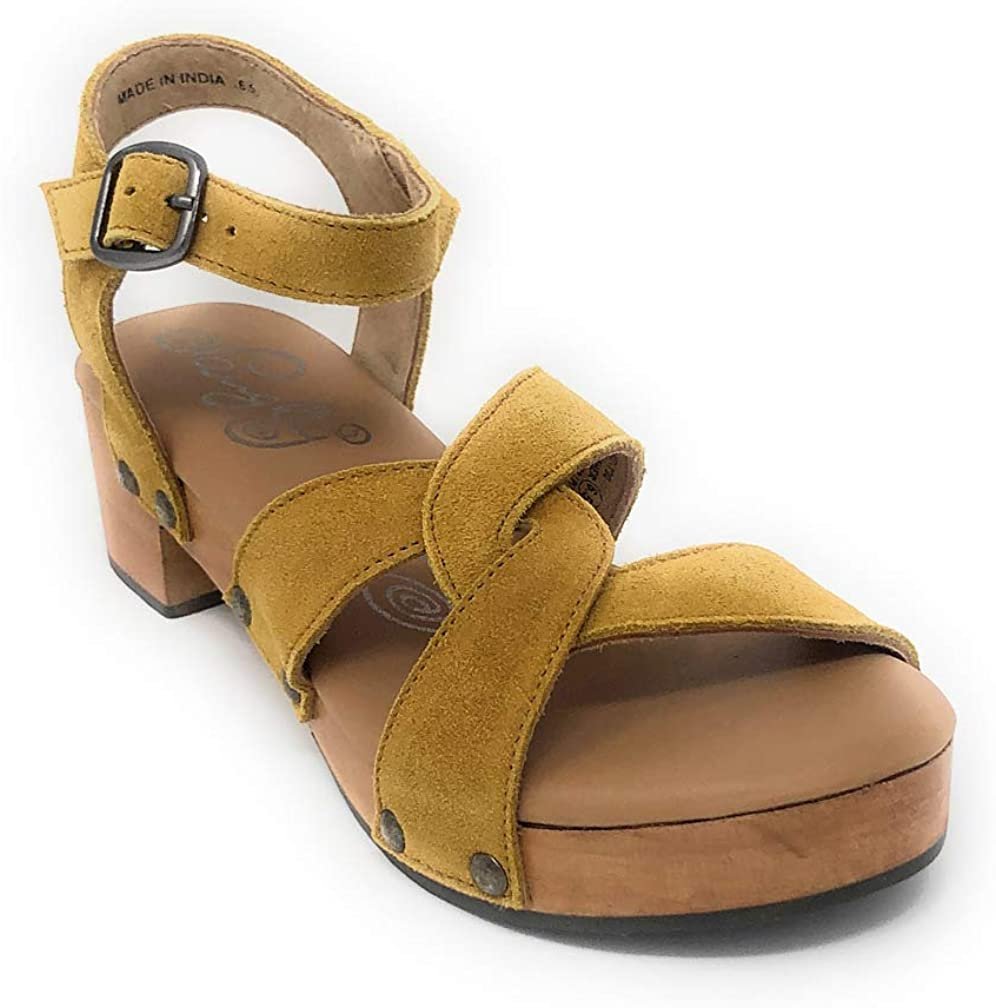 Naughty Monkey Womens Expressed Thong Sandal
