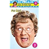 Agnes Brown Character Face Mask - Official Mrs Brown's Boys Merchandise