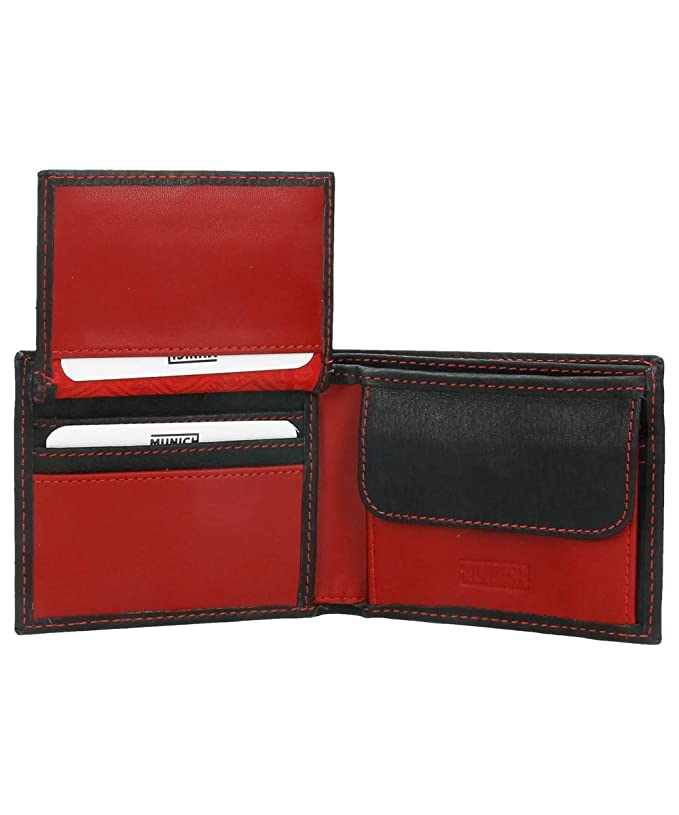 Cartera Munich ROJA - 5208 80 5: Amazon.es: Equipaje
