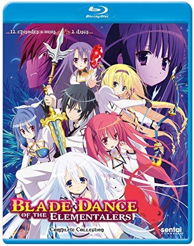 Blade Dance of the Elementalers (Dance Blade)