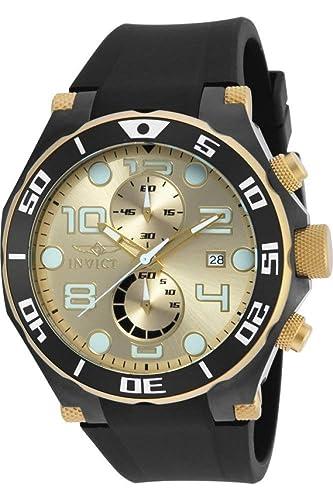 Amazon.com: Reloj Pro Diver de acero inoxidable con correa ...