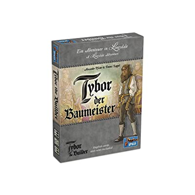 Tybor The Builder: Toys & Games [5Bkhe0300856]