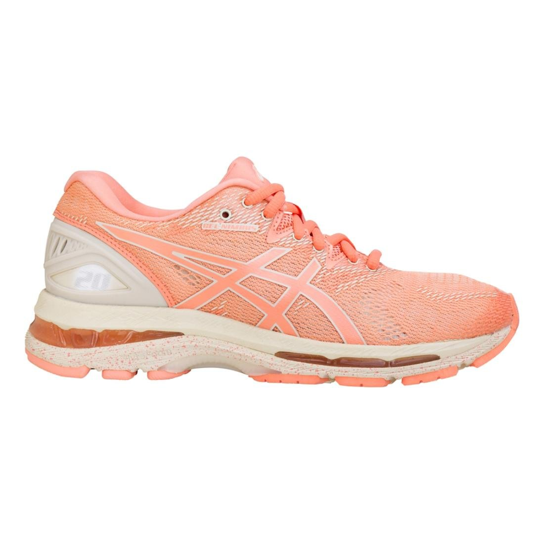 ASICS Women's Gel-Nimbus 20 Running Shoe B071Z79TN7 7.5 B(M) US|Cherry/Coffee/Blossom