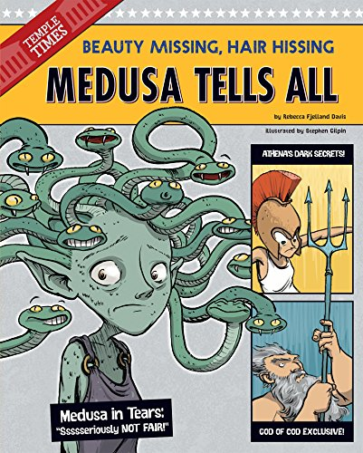 Medusa Tells All (The Other Side of the Myth)