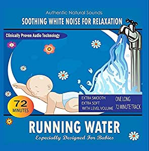 Soothing White Noise for Relaxation - Running Water ...