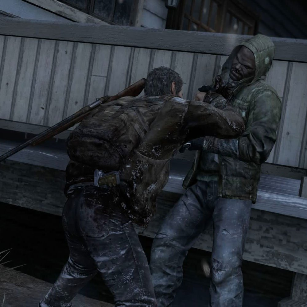 The Last of Us - top de zombies