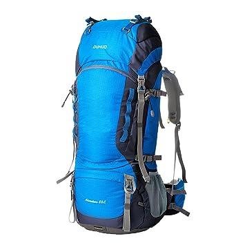 le dernier e046b 67e49 Mountaintop Grande 80L étanche Rucksack extérieur Camping Randonnée  Trekking Voyage Sac à dos Unisexe Adventure Bag, M5820