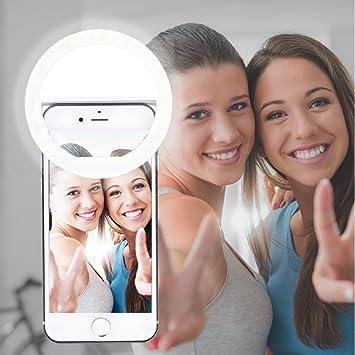 AUTOPkio Selfie Light Selfie Luz del Anillo, de 36 años aro de luz ...